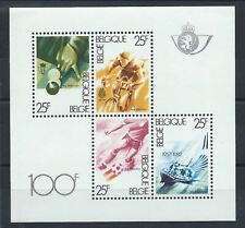 Belgique Bloc N°58** (MNH) 1982 - Sport
