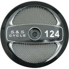 S&S Cycle 170-0321 Stealth Air Cleaner Cover - 124in. Displacement