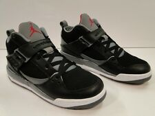 Nike air jordan flight 45 - 2014 - (gs jeunes) blk/gry/blanc 364757-001