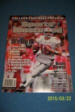 2003 Sports Illustrated OHIO STATE Buckeyes CRAIG KRENZEL NCAA Preview NEWSSTAND