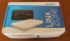Alcatel LINKZONE   Mobile WiFi Hotspot   4G LTE Router MW41TM  Up to 150Mbps BNI