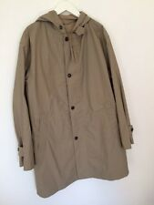 NEW Margaret Howell waterproof proofed cotton mens trench coat mac size M