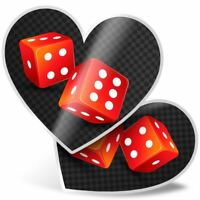 Red Dice On Fire Casino Wall Mural Wallpaper WS-42521