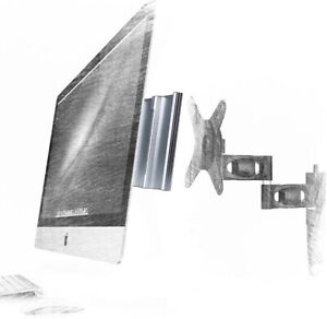 """Amer Mounting Adapter for iMac, Flat Panel Display - 68.6cm (27"""") Screen Support"""