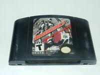 Armorines Project SWARM Nintendo 64 N64 Video Game Cart