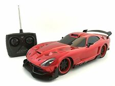 Remote Control 2014 Dodge Viper SRT - 1:18 scale Triband RC Car