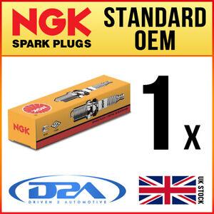 1x NGK BR8ES (5422) Standard Spark Plug For DERBI GPR 50 10-->