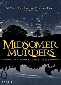 Midsomer Murders: John Barnaby's First Cases [New DVD]