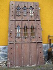 antike Haustür Eingangstür alte Haustür