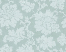 "As Creation ""Elegance Edition 3"" Fieltro Papel pintado 30519-3 flores verde ("