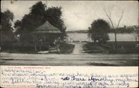 Oconomowoc WI City Park c1905 Postcard