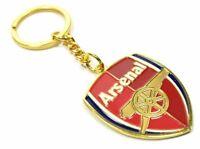 OFFICIAL Arsenal Football Club Crest Metal Keyring Idea Gift