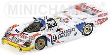 Porsche 956L Equipo De Brun Motorsport 24h Le Mans 1986 Blanchet Locatop #19 1: