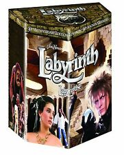 Labyrinth: 30th Anniversary Edition Gift Set [Blu-ray Box Set + Digital, 1-Disc]