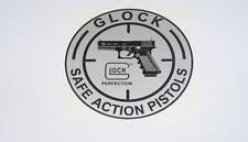 GLOCK FACTORY PROMO STICKER 17 19 21 22 23 26 27 29 33 34 35 43 43 44 45 48 GEN3