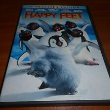 Happy Feet (DVD, 2007 Widescreen)