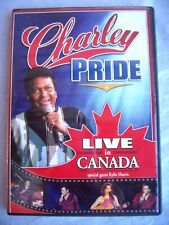 Charley Pride: Live in Canada DVD Special Guest Kylie Harris