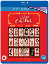 The Grand Budapest Hotel Blu-ray (2014) Ralph Fiennes