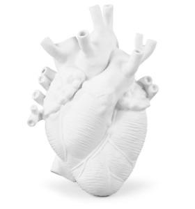 3D Anatomy Art Vase Heart Human Resin Flower Aesthetic Table Home Decor Gift