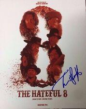 Tim Roth Signed Hateful 8 Photo 8x10