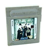 The Addams Family jeu Nintendo Game Boy GB Gameboy PAL NOE