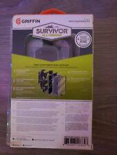 Griffin Survivor Case for Samsung Galaxy S 4 -black
