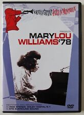 MARY LOU WILLIAMS '78 / RESTORED REMASTERED IN DOLBY 5.1 OTS SURROUND SOUND
