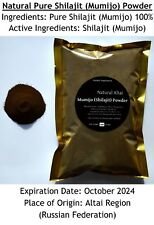 Mega Sale!!! Altai Shilajit 1.1 Lb (500 gms) Authentic Pure Mumie Mumio Salajeet