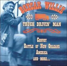 Boxcar Willie : Truck Drivin Man CD
