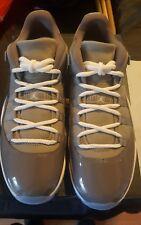 Nike Air Jordan XI Retro 11 Low Cool Grey 528895-003 Sz  10 Breds, Concord