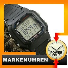 Casio Digitaluhr W-800H-1AVES Armbanduhr Digital Herren Damen