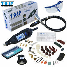 140PC Electric Dremel Rotary Tool Power Mini Drill 220V Variable Speed