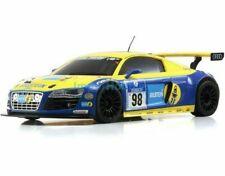 Kyosho Autoscale Mini-Z Audi R8 LMS NRG 2010 #98 (W-MM)