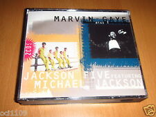 MARVIN GAYE / JACKSON FIVE FEATURING MICHAEL JACKSON [ 2 CD ] SET ALBUM