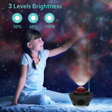GALAXY360PRO PROJECTOR - Music Starry Water Wave LED Projector Light Bluetooth