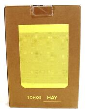 Sonos One HAY Yellow Limited Edition Wireless Smart Speaker NEW #50736
