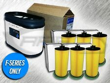 6.4L TURBO DIESEL AIR FILTER AND 6 OIL FILTERS KIT FOR FORD - REPLACES FA1886