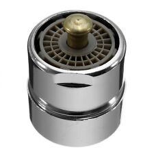 Brass Faucet Aerator Water Saving One Touch Tap Device Tool For Home Kitchen New