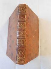 ESSAIS  DIFERENTS POINTS DE PHYSIOLOGIE PATHOLOGIE THERAPEUTIQUE 1770 / Medecine