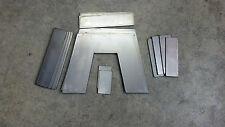 "6"" Universal Step Notch Kit 2"" wide airride slammed c-notch c notch weld on"