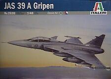 1/48 SAAB JAS-39A Gripen by Italeri