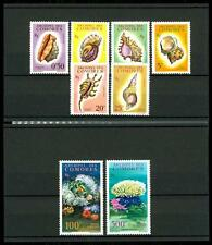 COMOROS - COMORE - 1962 - Conchiglie
