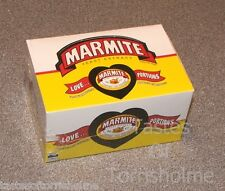 1 Box of 24 x 8g New & Sealed Individual Marmite Love Portions
