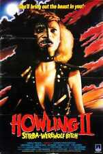 Howling 2 Poster 02 A2 Box Canvas Print