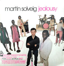 Martin Solveig ‎Maxi CD Jealousy (4 versions) - France (EX/G)