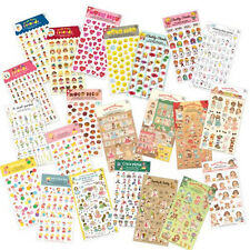 Afrocat Sticker Diary Planner Scrapbook Calendar Book Paper Doll Cute Decor