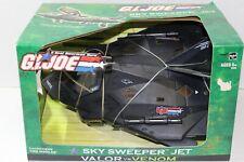 Hasbro G.I. Joe Sky Sweeper Jet Valor VS. Venom
