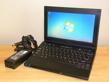 "Dell Latitude 2100 10.1"" Netbook Atom 1.6GHz 80GB 2GB WEBCAM Windows 7 Pro"