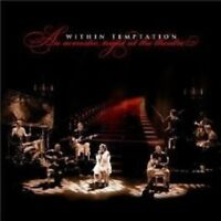 "WITHIN TEMPTATION ""AN ACOUSTIC NIGHT AT THE THEATRE"" CD NEU LIVE & UNPLUGGED"