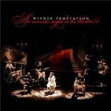 """WITHIN TEMPTATION """"AN ACOUSTIC NIGHT AT THE THEATRE"""" CD NEU LIVE & UNPLUGGED"""